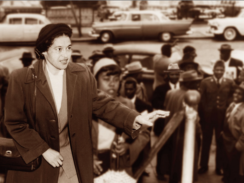 The Rebellious Life of Mrs. Rosa Parks Jeanne Theoharis
