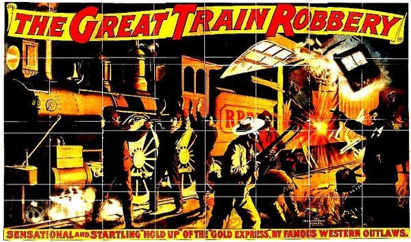 The Great Train Robbery Robbed Film History