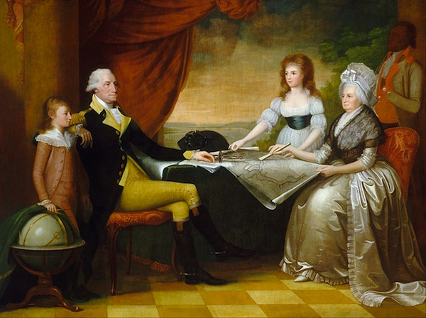Was George Washington the First President?